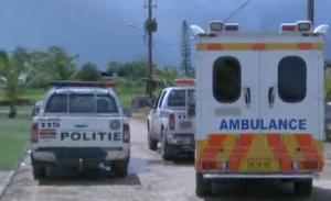 Ambulance Suriname